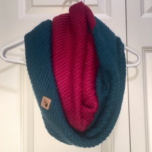 The North Face Colorblock Infinity Scarf